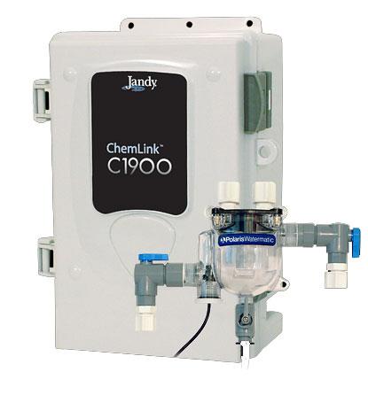 Контроль качества воды в бассейне с использованием автоматических систем.