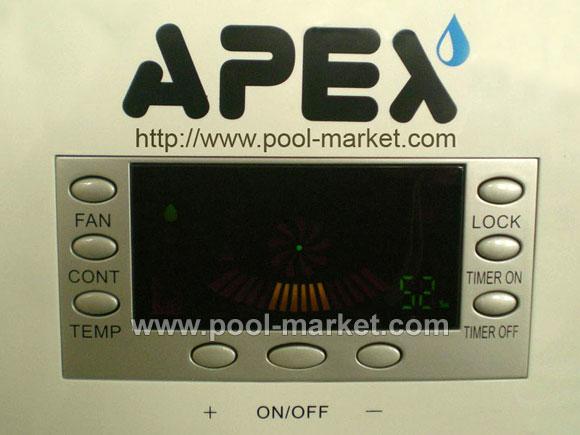Осушитель воздуха APEX для бассейнов в помещении