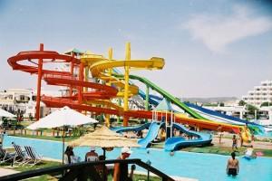 самый большой аквапарк в России
