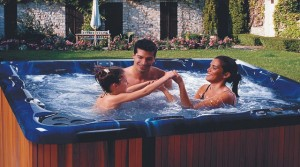 портативный спа бассейн