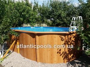 сборный бассейн Atlantic Pools