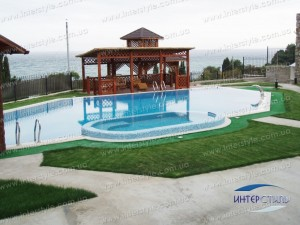 проектирование и строительство бассейнов в Украине