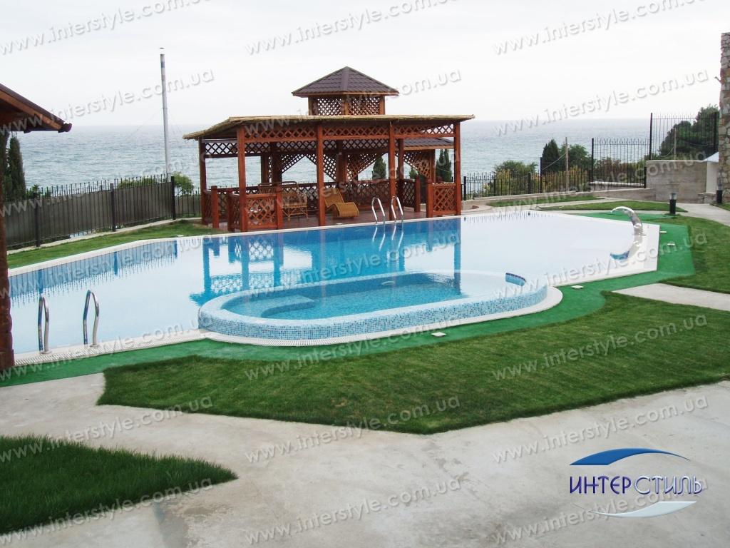 Проектирование и строительство бассейнов компанией Интерстиль